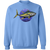 Yellowfin Tuna Saltwater Fish Ocean Crewneck Sweatshirt