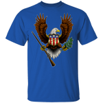 1776 American Bald Eagle T-Shirt