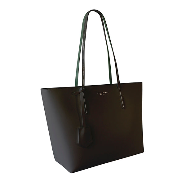 KAFKA LARGE TOTE  BLACK