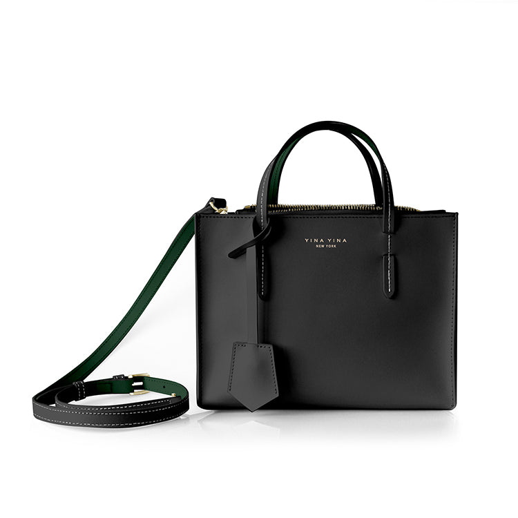 KAFKA MINI TOTE BLACK