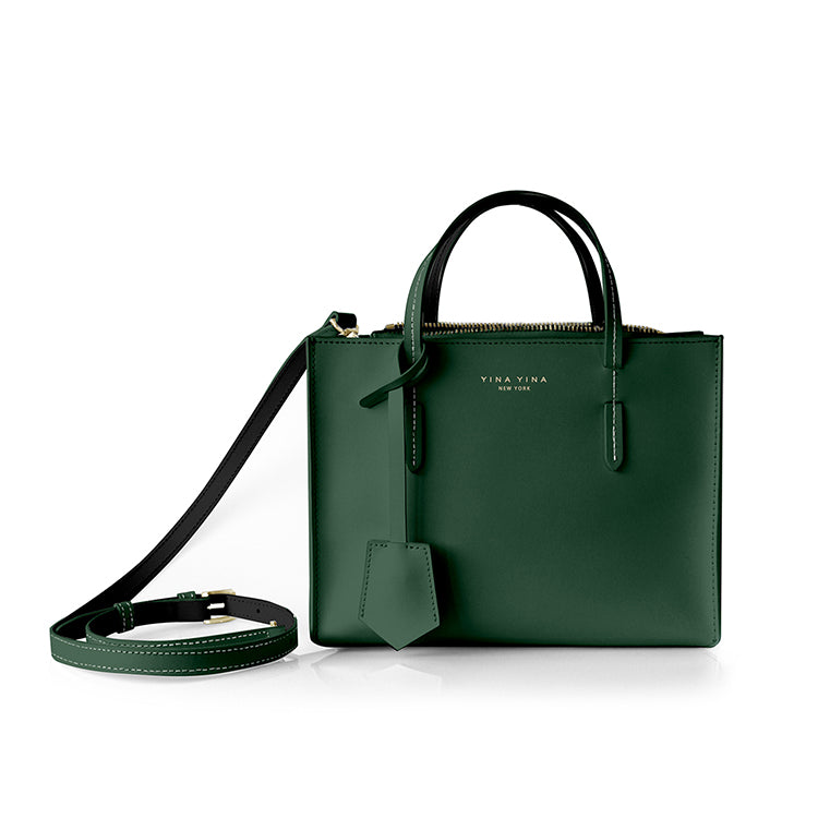 KAFKA MINI TOTE GREEN