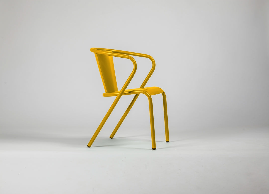 Bica Chair Yellow