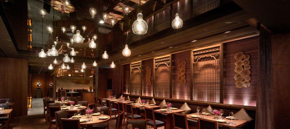 Restaurant - The Mango Tree Hong Kong