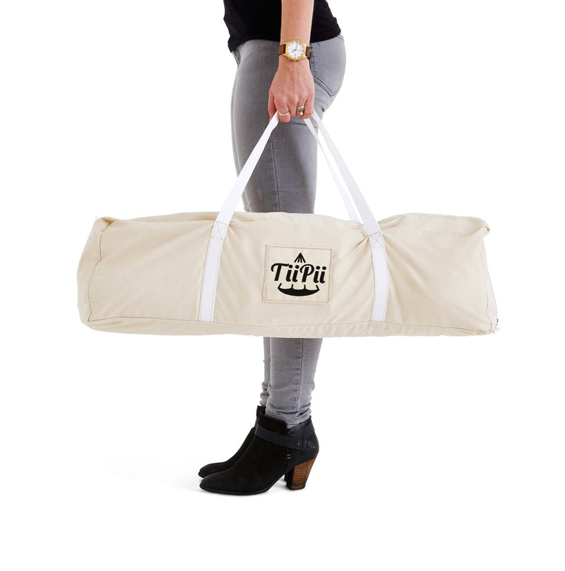 Deluxe 'Poolside' Tiipii Bed (Large) Stored in A bag