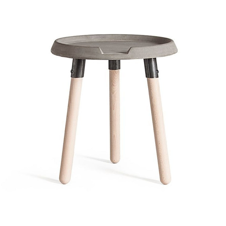 Lyon Beton Mix Concrete Side Table