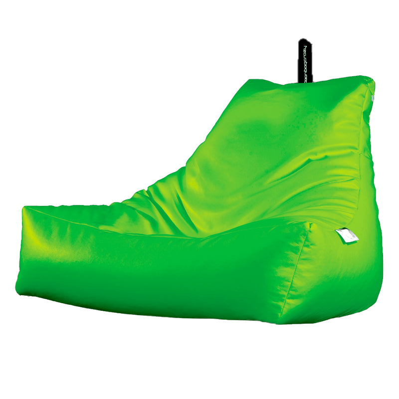 Extreme Lounging Monster B Bean Bag Chair Indoor Lime Green
