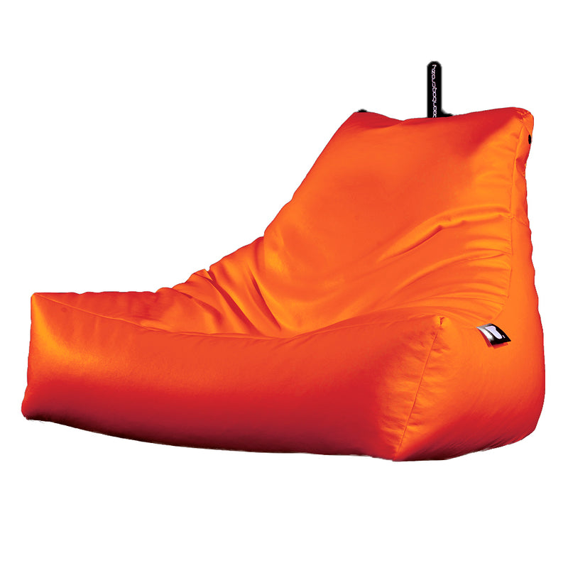 Extreme Lounging Monster B Bean Bag Chair Indoor Orange