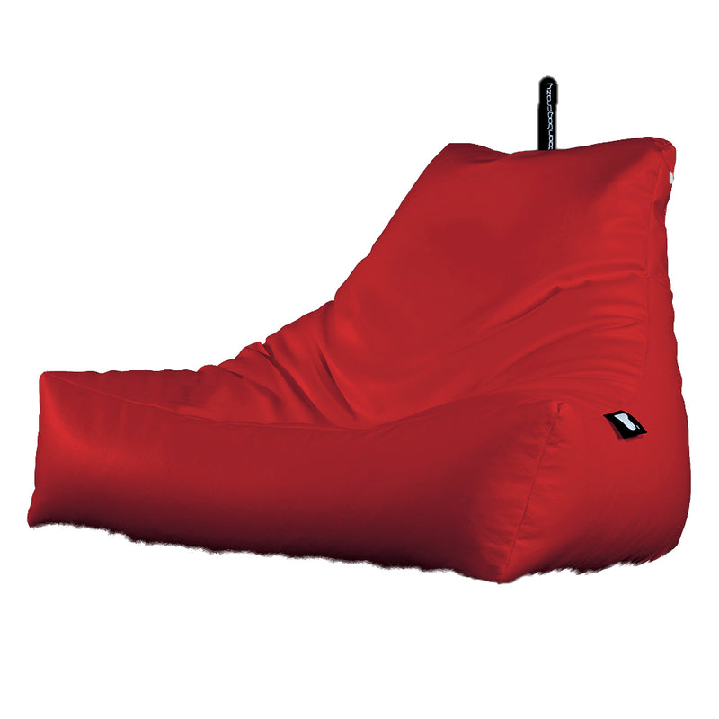 Extreme Lounging Monster B Bean Bag Chair Indoor Red