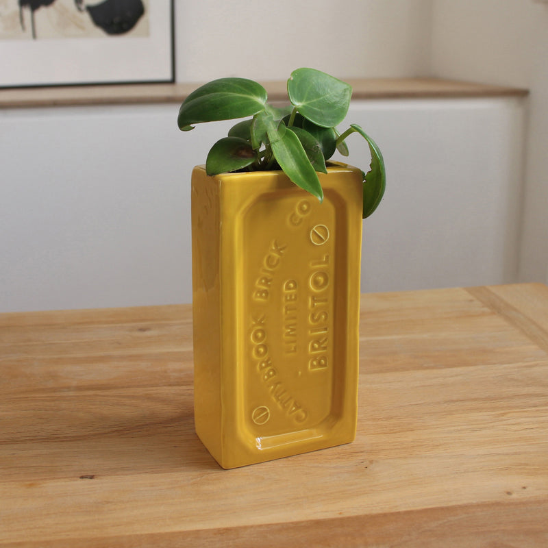 Stolen Form Bristol Brick Vase All Colour