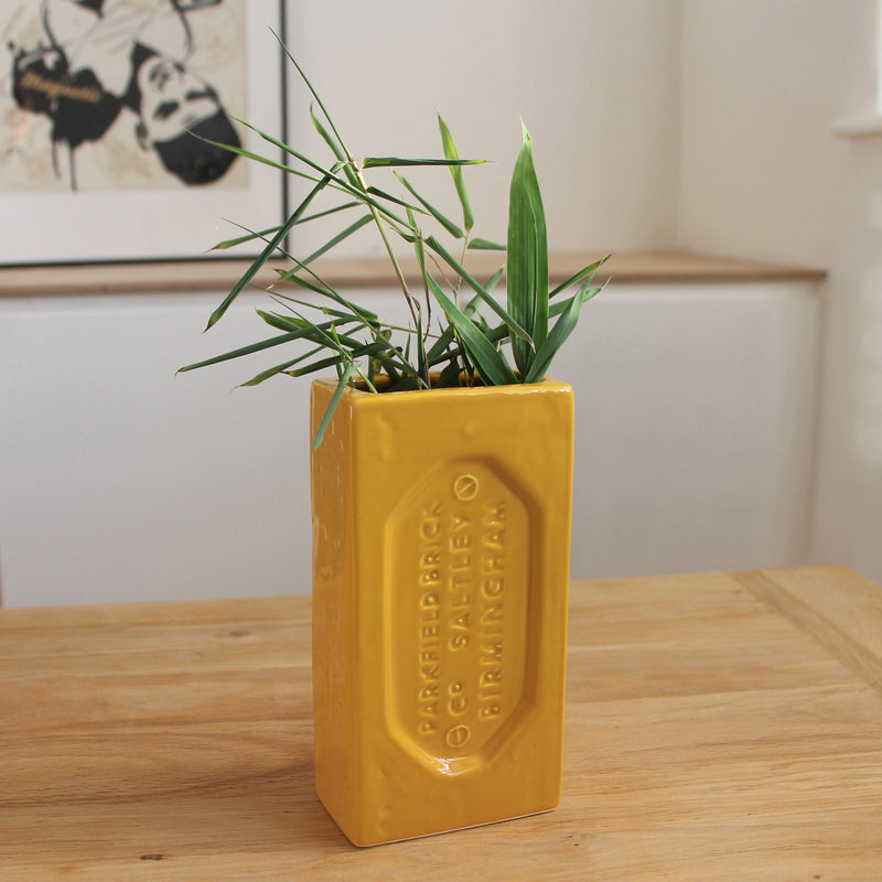 Stolen Form Birmingham Brick Vase All Colour
