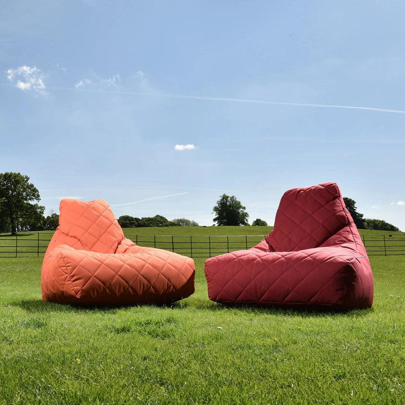 Mighty-B Quilted Bean Bag Chair Outdoor.