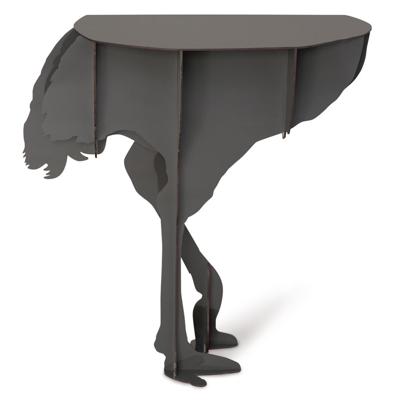 Ibride Ostrich Wall Console