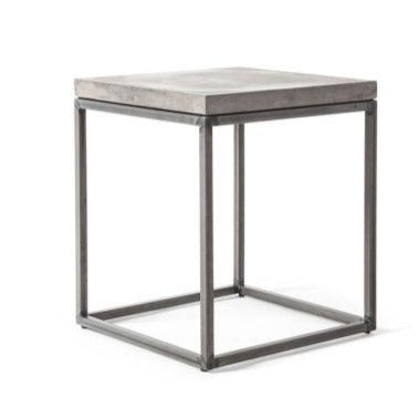 Lyon Beton Perspective Side Table