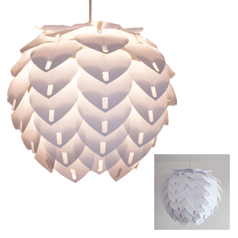 Adorn Pendant Light By Alfy Kelly White