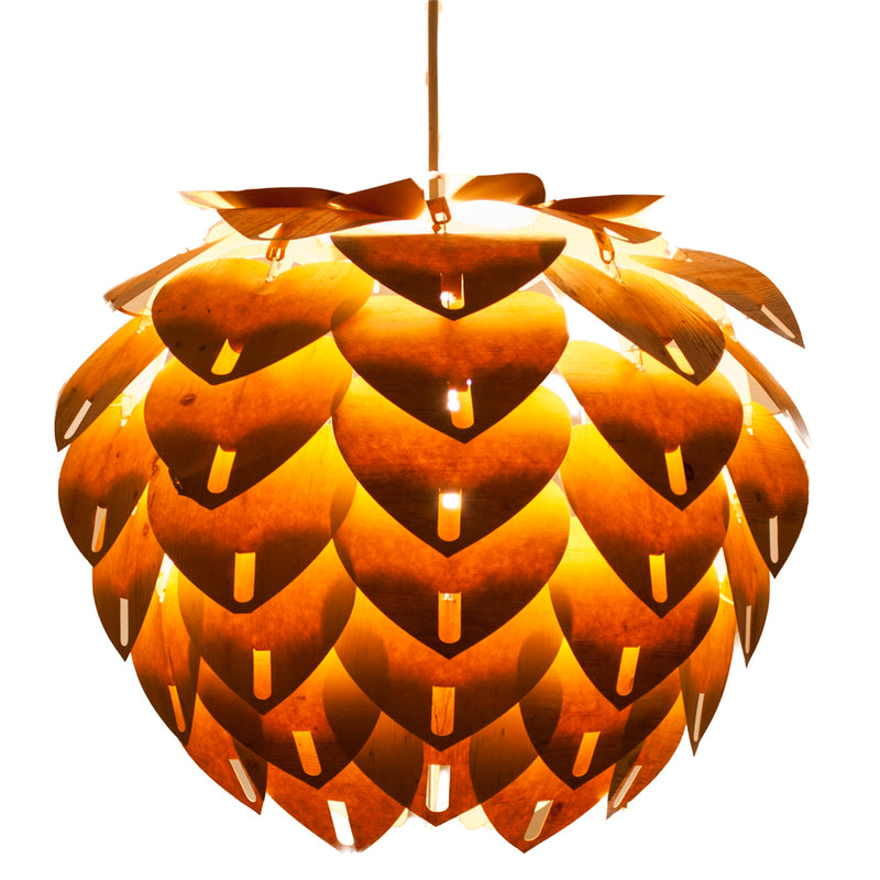 Adorn Pendant Light By Alfy Kelly Wood
