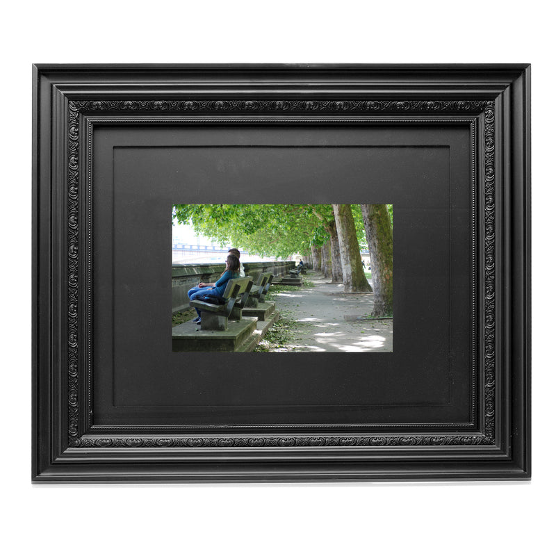 Art Gallery Frame Black
