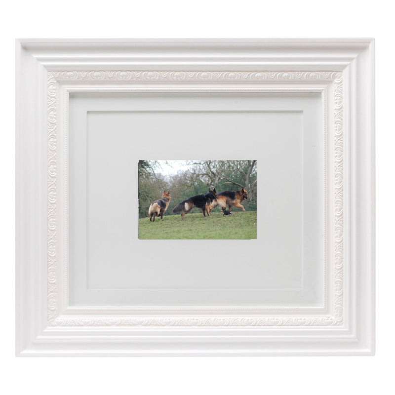 Art Gallery Frame White