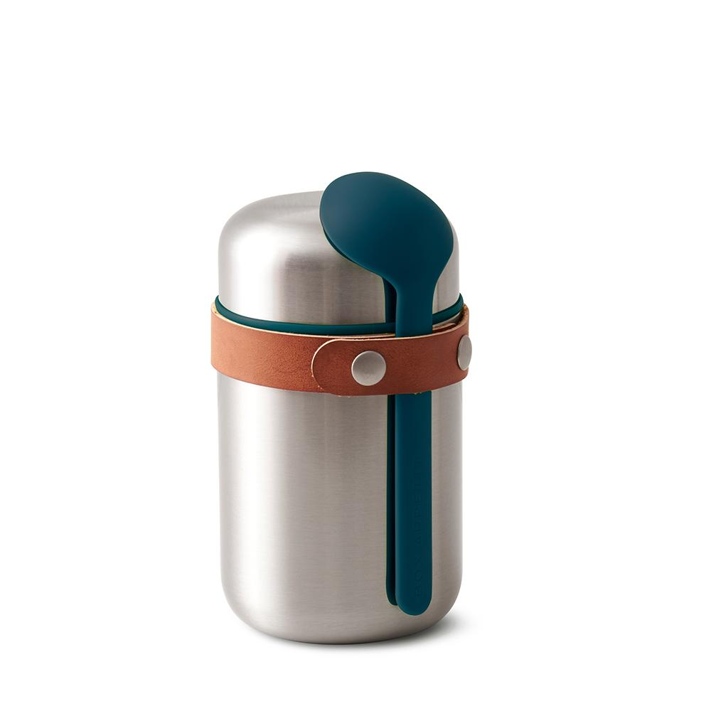 Black & Blum Food Flask Ocean Blue
