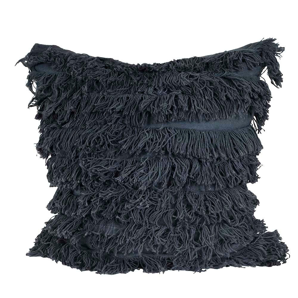 Black Swan Cushion By Rain & Humble