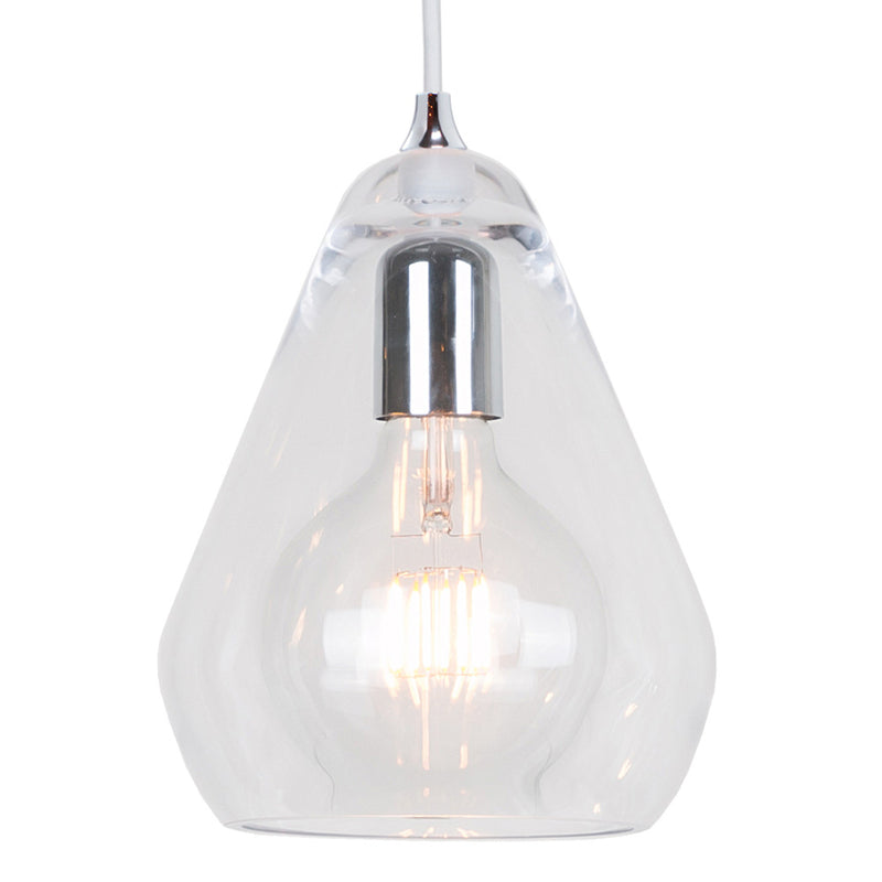 Innermost Core Glass Pendant Light