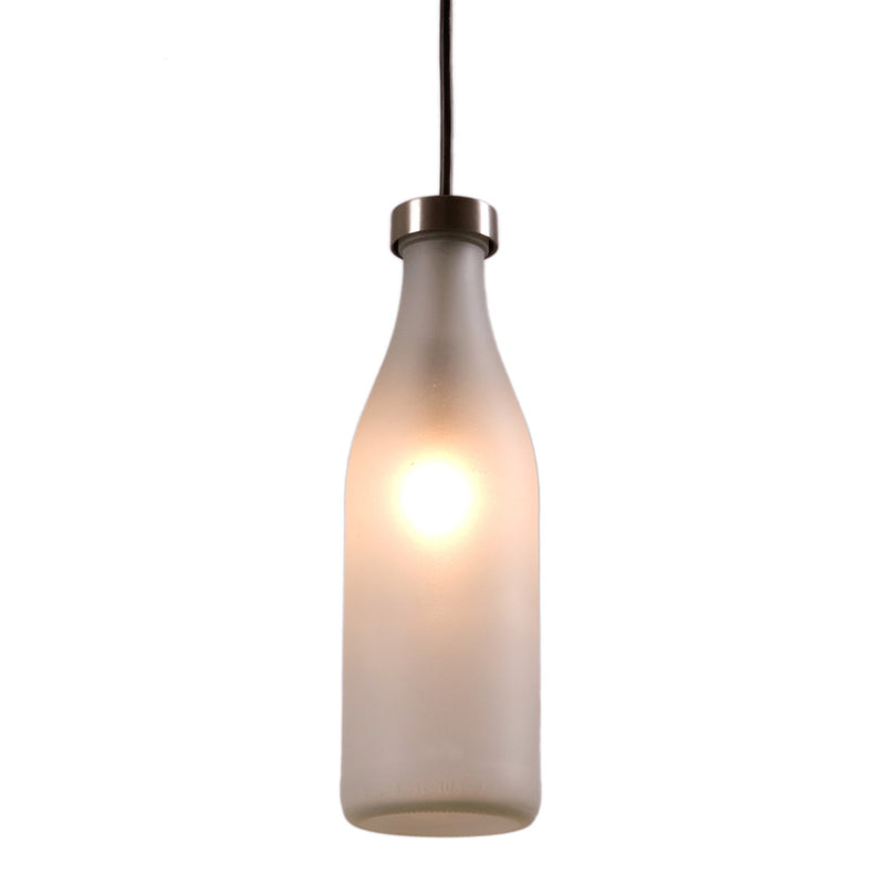 Droog Milk Bottle Lamp Pendant Light