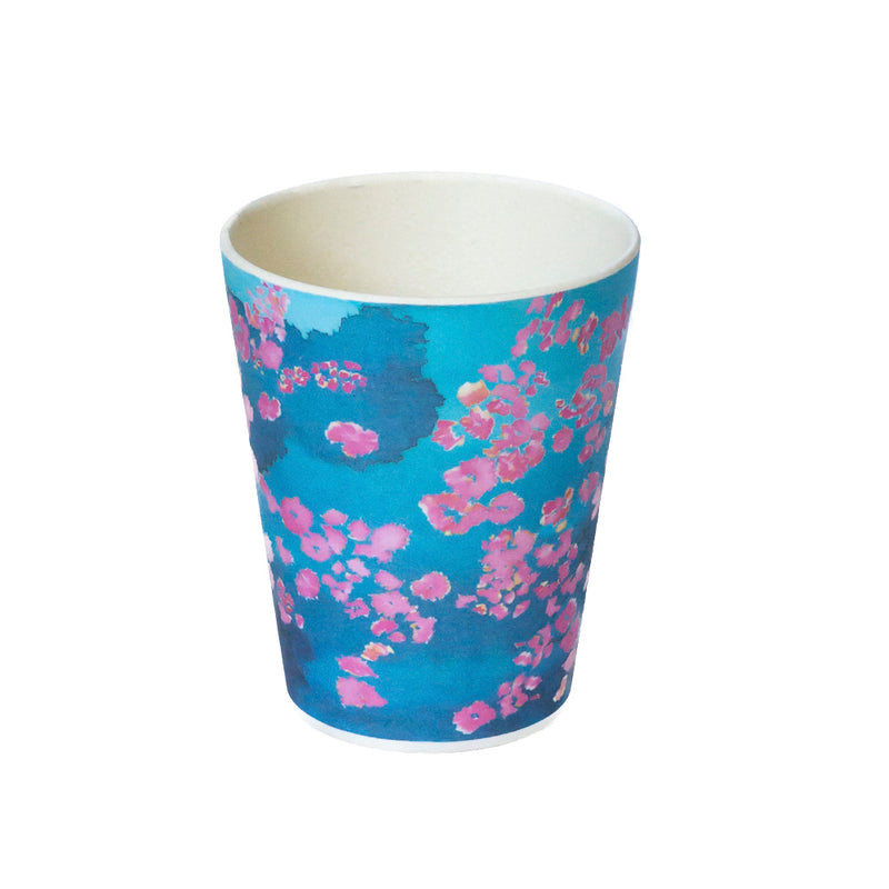 Emilie O'Connor Coral Reef Bamboo Cup