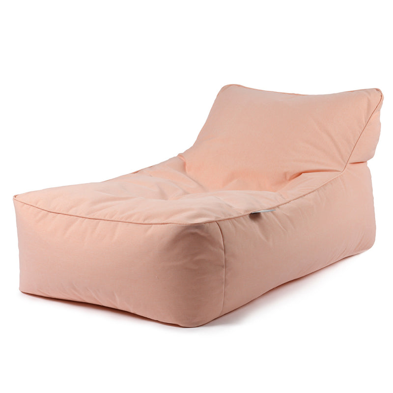 Extreme Lounging B-Bed Lounger Pastel Range Orange