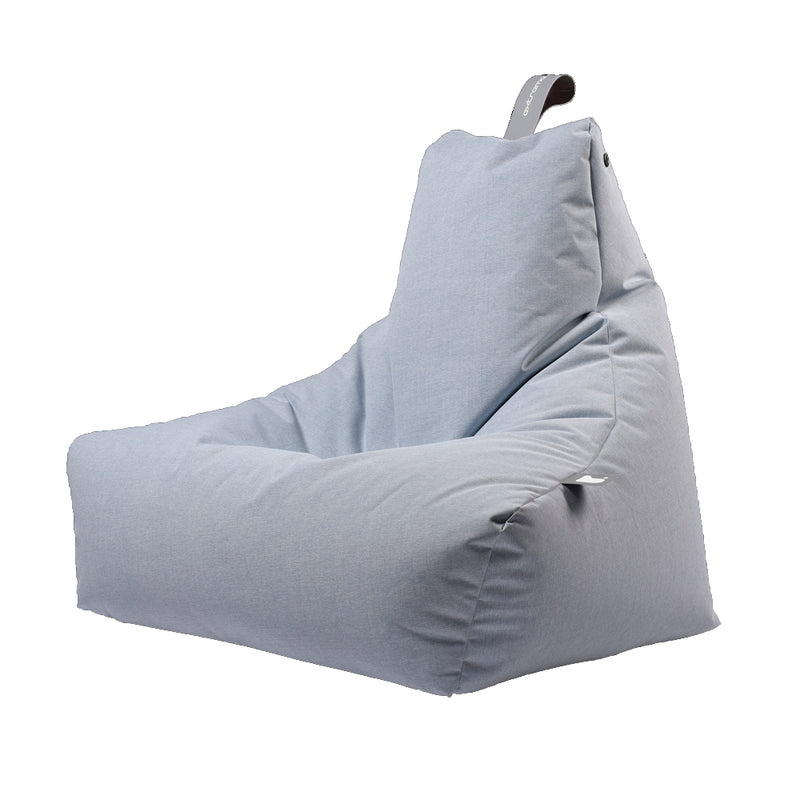 Extreme Lounging Mighty-b Bean bag Chair Pastel Range Blue