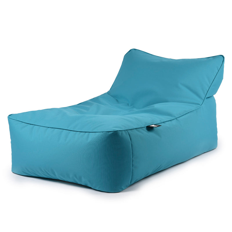 Extreme Lounging Outdoor B-Bed Lounger Turquoise