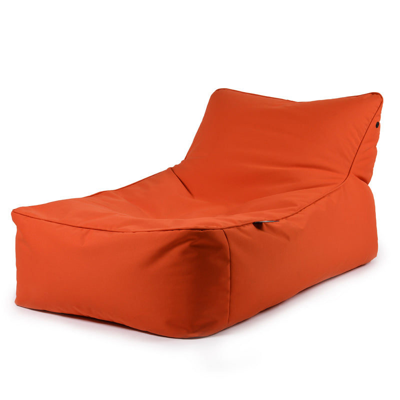 Extreme Lounging Outdoor B-Bed Lounger Orange
