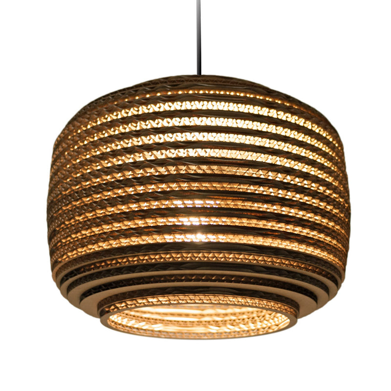 Graypants Scraplights Ausi12 Pendant Natural