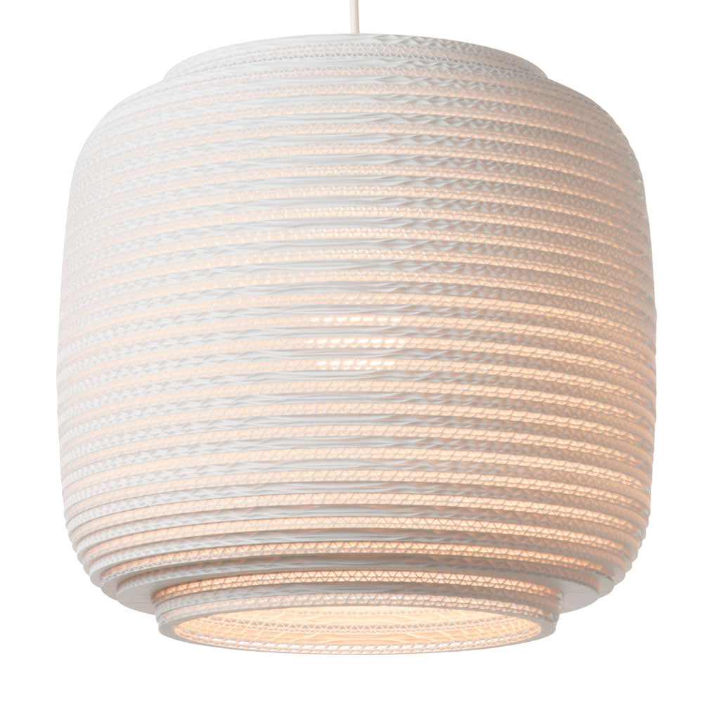 Graypants Scraplights Ausi Pendant White