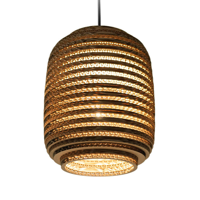 Graypants Scraplights Ausi Pendant Natural