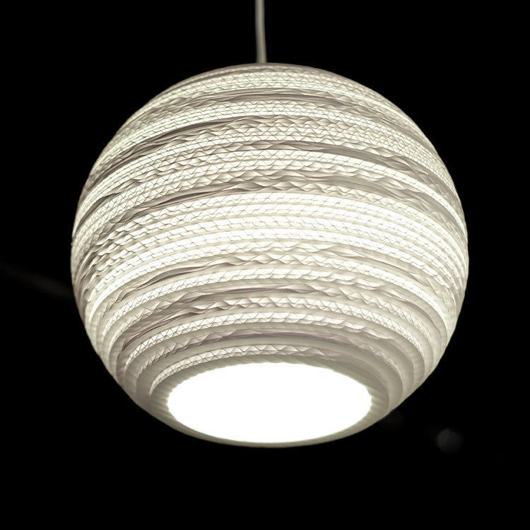 Graypants Scraplights Moon Pendant Light
