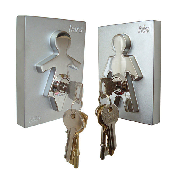 J-Me His And Her Key Hangers