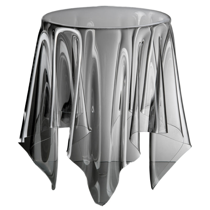 Essey Illusion Table Clear And Ice