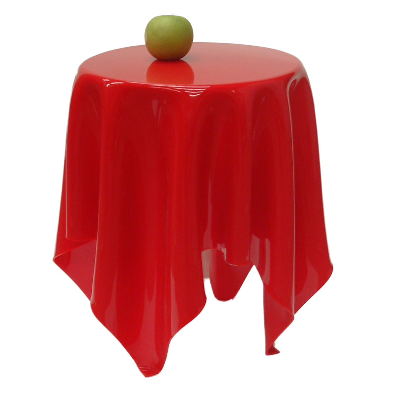Essey Illusion Table Red