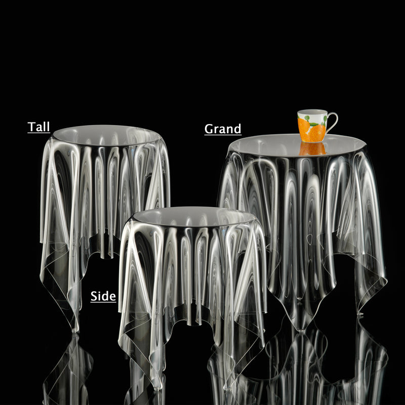 Essey Grand Illusion Table Clear