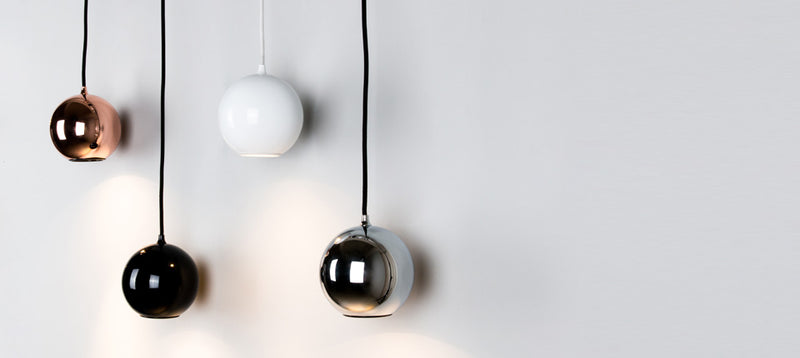 Innermost Boule Pendant Lights