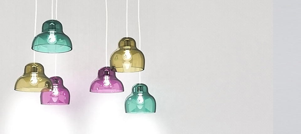 Innermost Jelly24 Glass Pendant Light