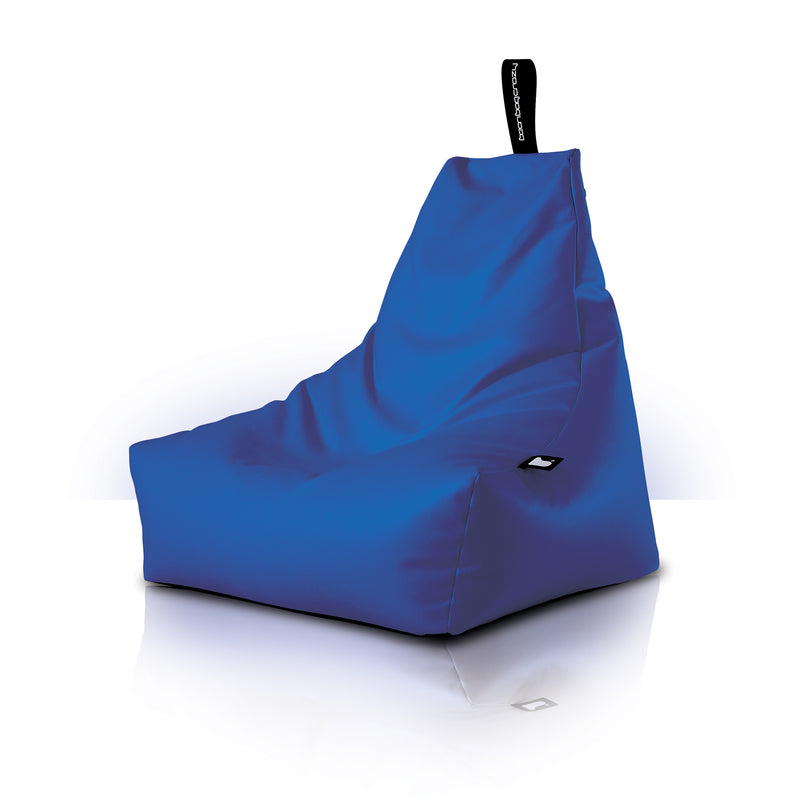 Extreme Lounging Mighty-b Bean Bag Chair Royal Blue