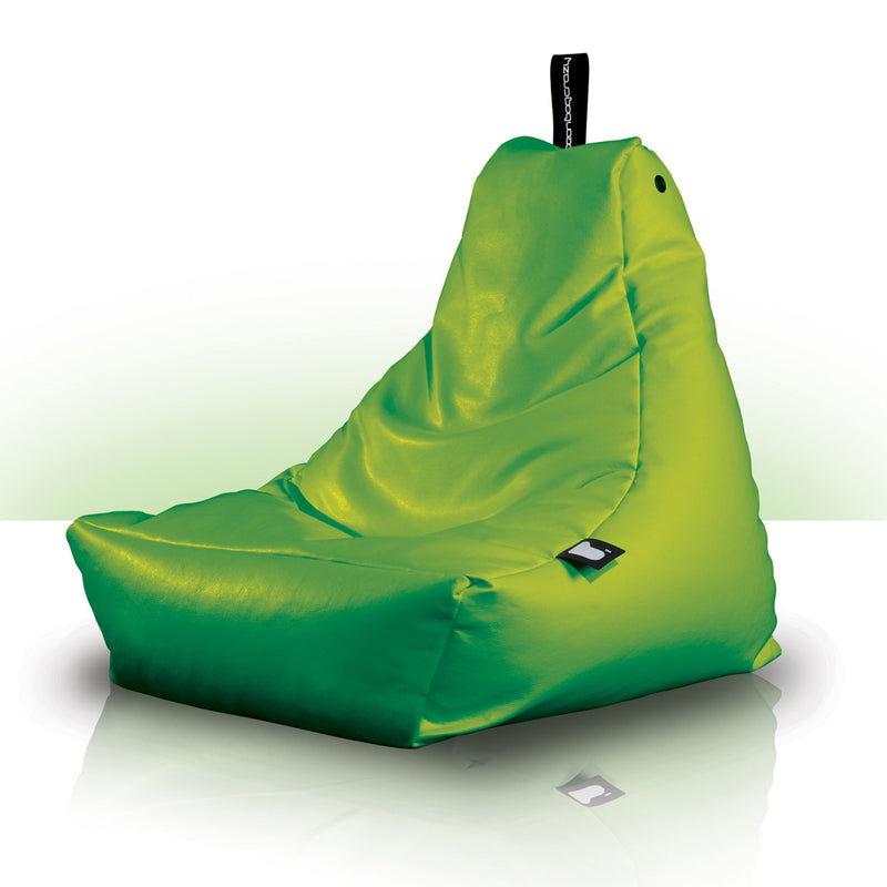 Extreme Lounging Kids Mini Bean Bag Chair Lime Green