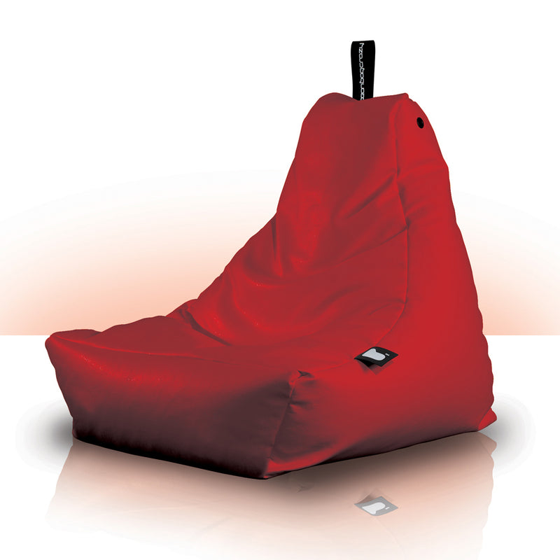 Extreme Lounging Kids Mini Bean Bag Chair Red