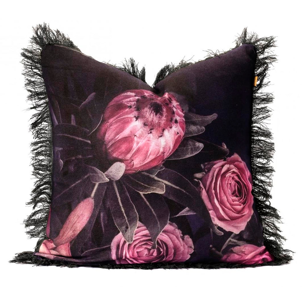 Native Bouquet Cushion By Rain & Humble