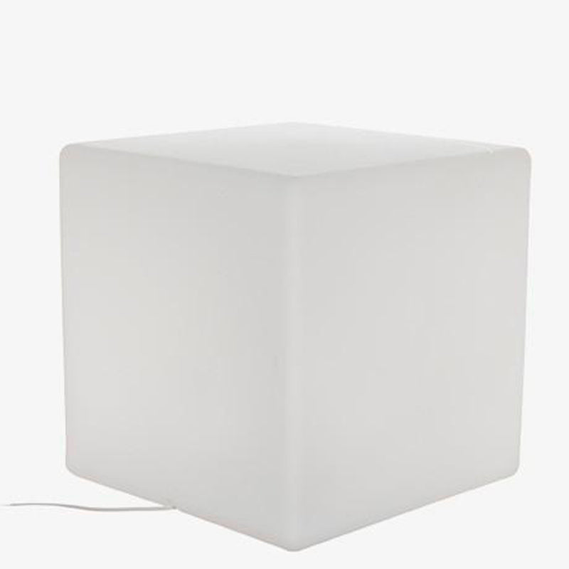 One Foot Taller Cube Lit Table Indoor