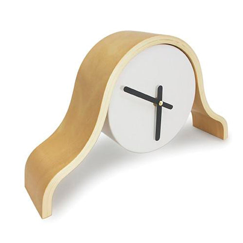 Really Simple Mantel Clock By Thelemont Hupton