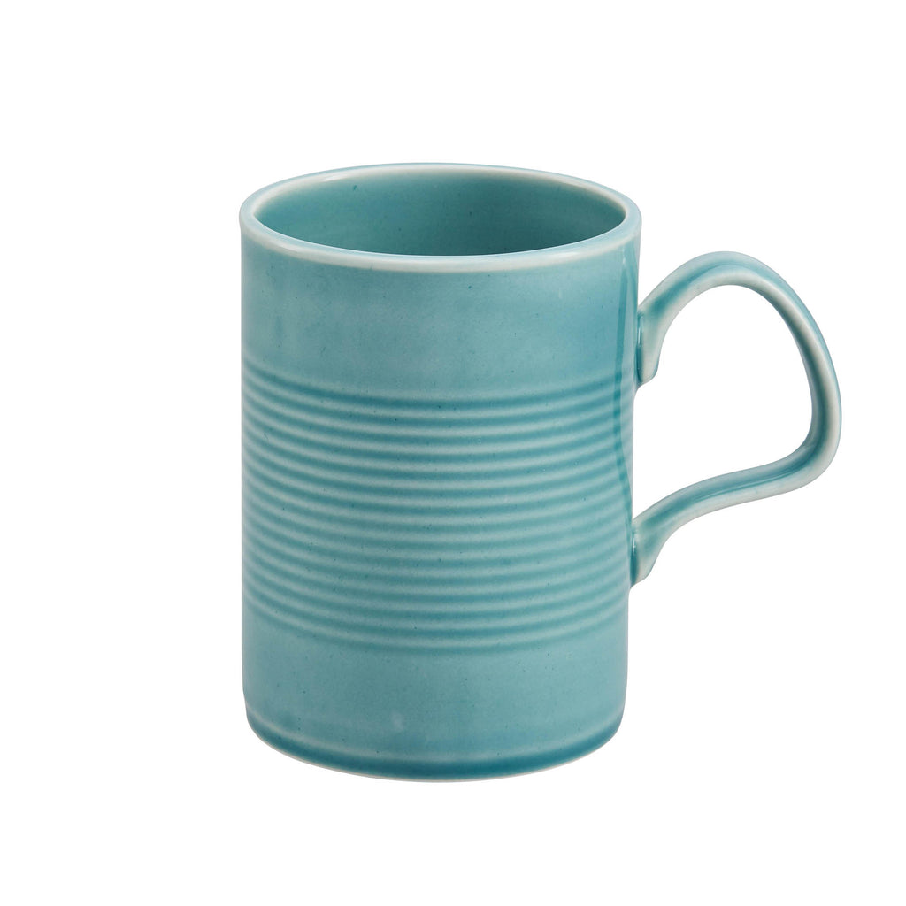 Stolen Form Tin Can Mug Large Blue