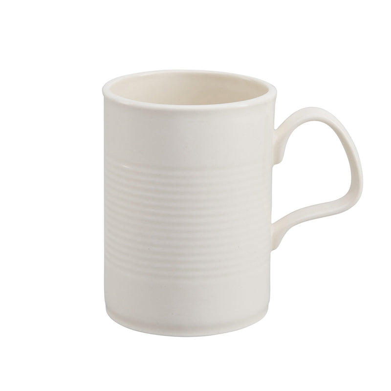Stolen Form Tin Can Mug Large White