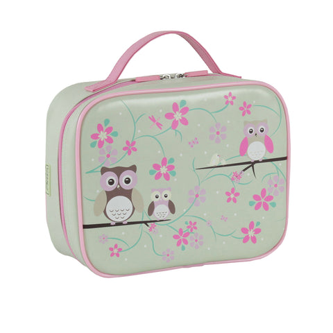 Bobble Art Lunch Box / Lunch Bag - Owl