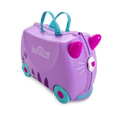 Trunki Ride-on Suitcase / Hand Luggage Cassie Cat